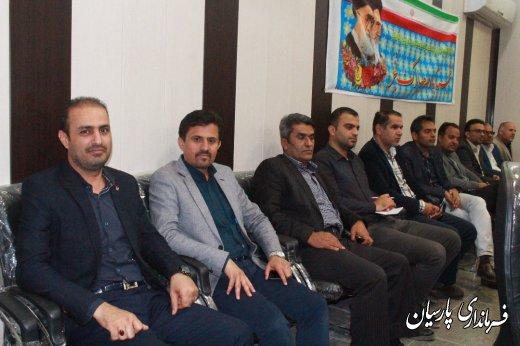 دکتر میرزاد فرماندار پارسیان: مردم ایران ، مردمی بصیر ، آگاه و وفادار به نظام و انقلابند