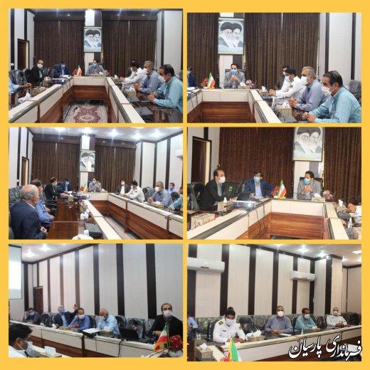 فرماندار پارسیان در جلسه شورای ترافیک گفت: مصوبات جلسه شورای ترافیک باید علمی و کارشناسی شده باشد