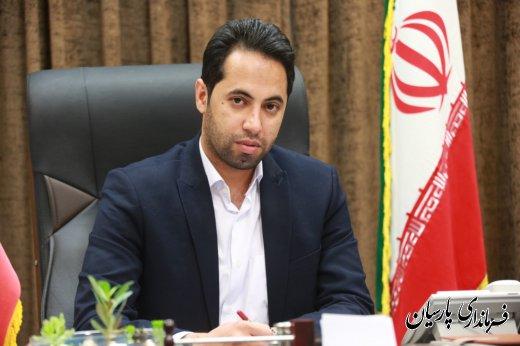 پیام تبریک  فرماندار شهرستان پارسیان به مناسبت 14 تیر ماه روز شهرداریها و دهیاریها